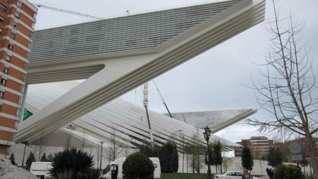 Edificio Buenavista en Oviedo, de Santiago Calatrava