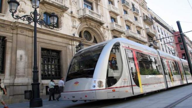 Tranvía ligero Metrocentro