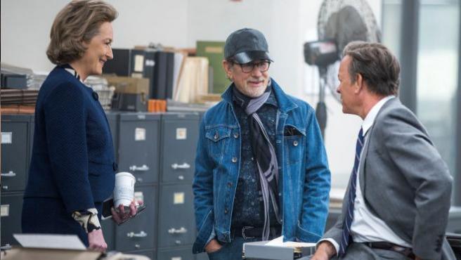 Donald Trump quiere ver la nueva de Spielberg