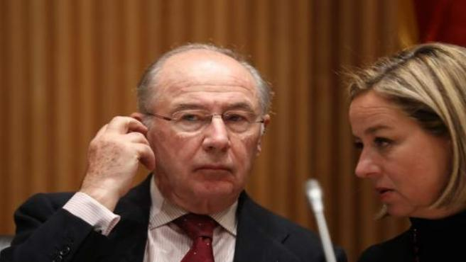 Rato comparece en la Comisión de Investigación sobre la crisis financiera