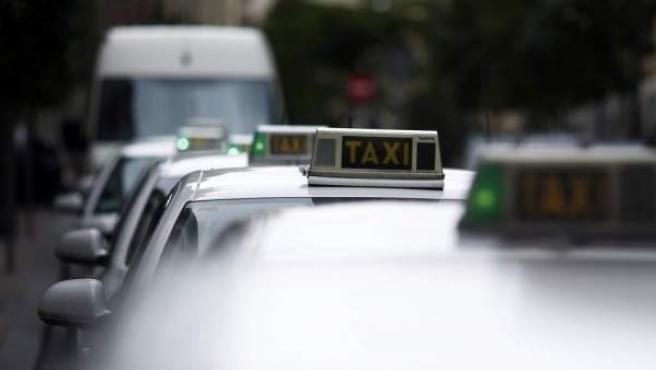 Taxi, taxistes