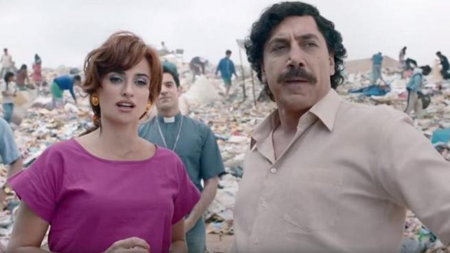 Tráiler de 'Loving Pablo', con Penélope Cruz y Javier Bardem