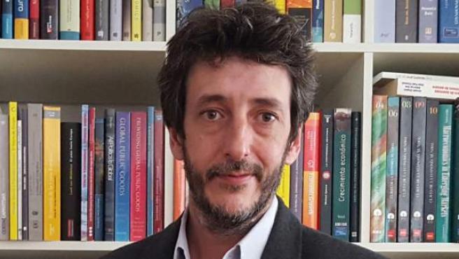 José Moisés Martín Carretero, colaborador de 20minutos.