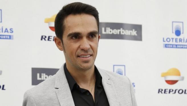Alberto Contador se divorcia de su mujer tras 20 años juntos