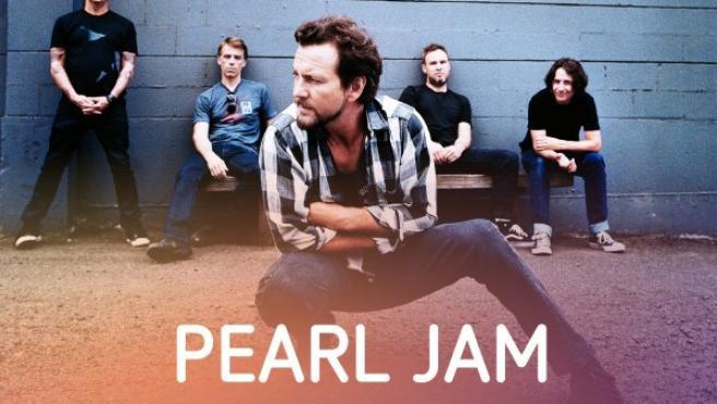 La banda Pearl Jam.