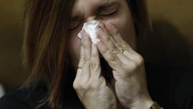 La intensidad de la gripe es alta en Asturias y La Rioja, media en Cantabria, País Vasco, Navarra, Cataluña y Madrid.