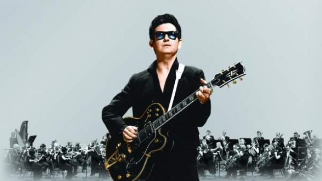 Roy Orbison vuelve a los escenarios como holograma.