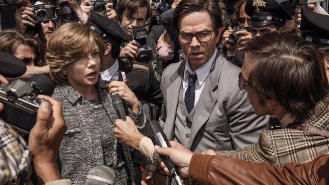 """""""No aprobaré a Plummer si no me pagáis más"""": Así consiguió Mark Wahlberg 'Todo el dinero del mundo'"""