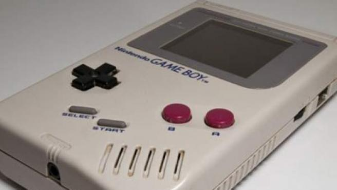 Una Game Boy.