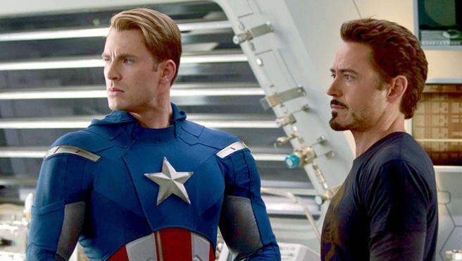 """Nuevas fotos del rodaje de 'Vengadores 4' parecen confirmar """"esa teoría"""""""