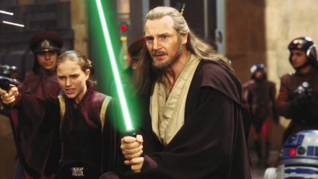 'Star Wars': ¿Volveremos a ver a Liam Neeson como Qui-Gon Jinn?