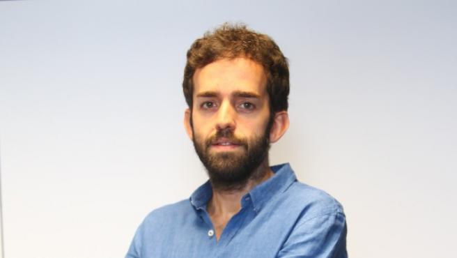 Álex Herrera, redactor jefe de 20minutos.