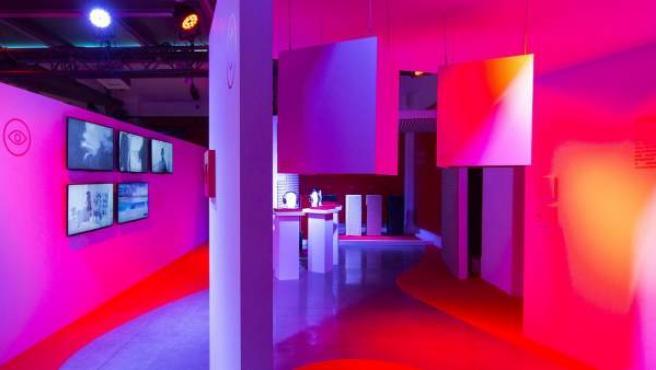 Exposición 'Siente el color', de Coca-Cola.