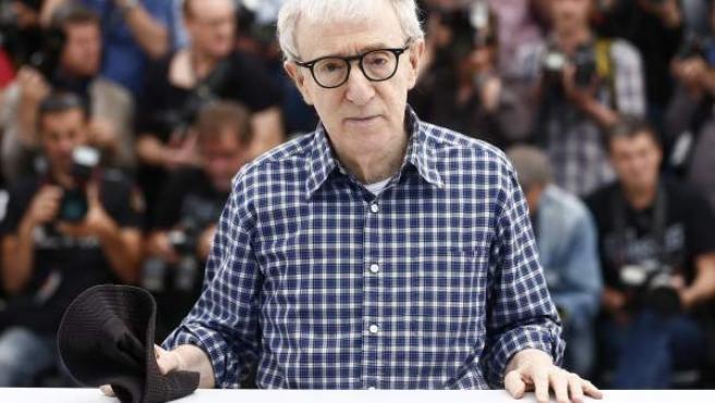 El director Woody Allen.