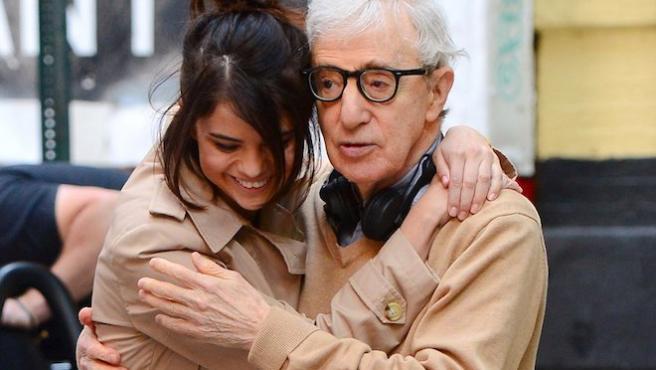 Amazon podría no estrenar la nueva película de Woody Allen