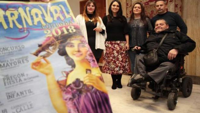 Presentación del XXXVI Concurso de Agrupaciones Carnavalescas de Córdoba
