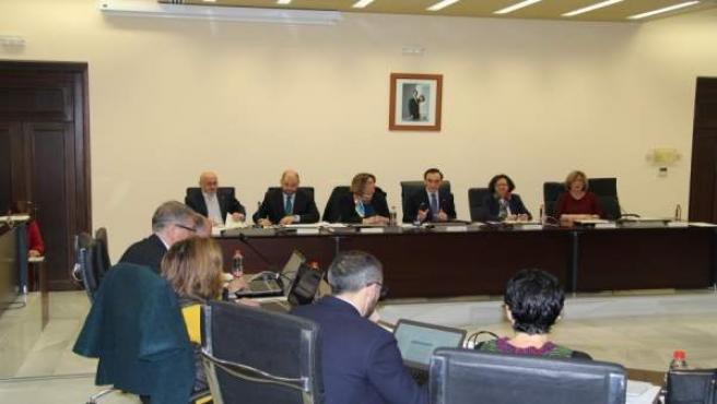 Consejo de gobierno de la UCO