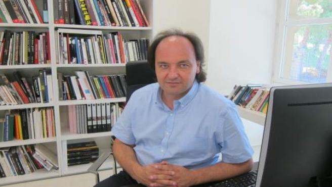 El director del MNAC, Pepe Serra