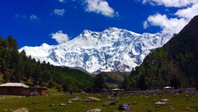 Nanga Parbat (Pakistán) es la novena montaña más alta del mundo.