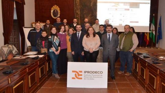 Clausura de la IV edición de la formación de 'Córdoba Shopping'
