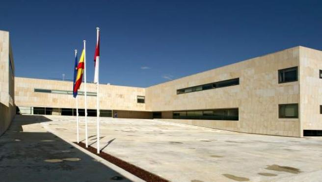 Edificio De La Consejería De Educación C-LM