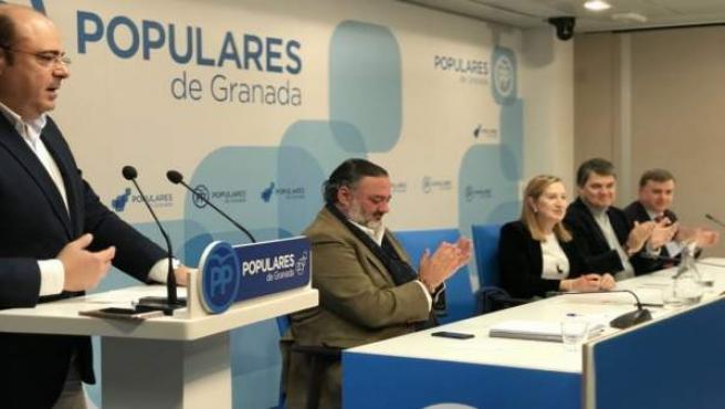 Junta directiva del PP de Granada