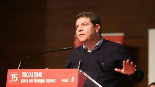 García-Page PSOE