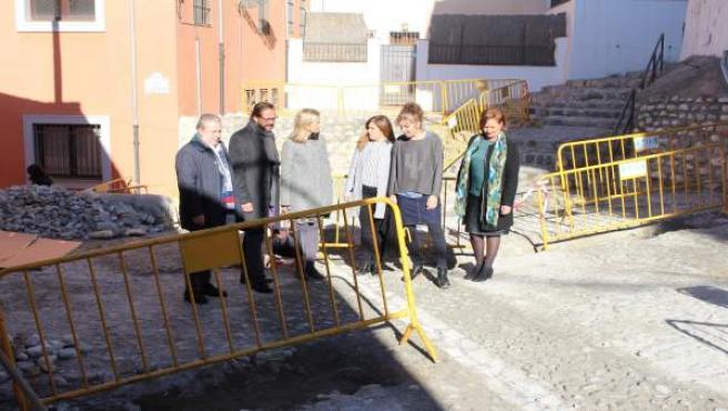 Nota Del Grupo Popular En Granada Sobre El Barrichuelo