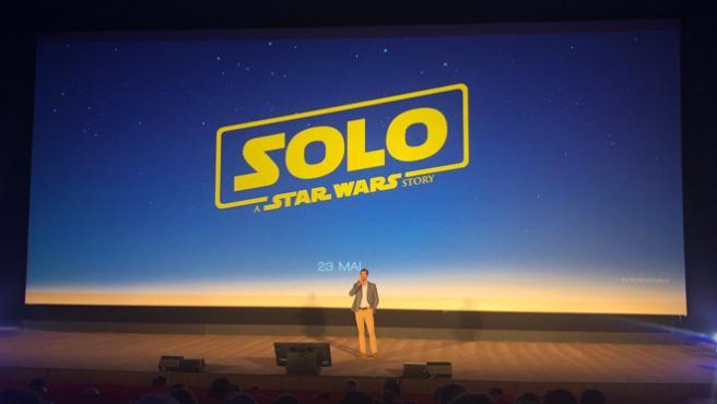 Tampoco nos quejemos... 'Han Solo' tiene un título peor para el mercado chino