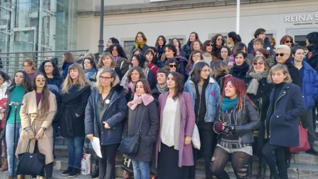 Presentación pública del colectivo La Caja de Pandora.