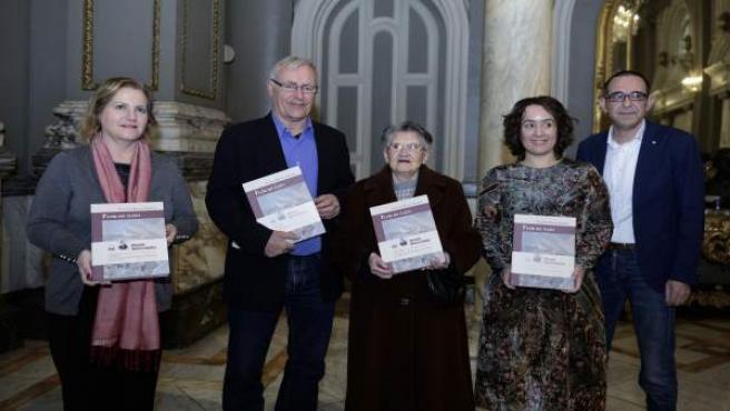 València reedita 'Flor de Maig' amb dibuixos de Segrelles