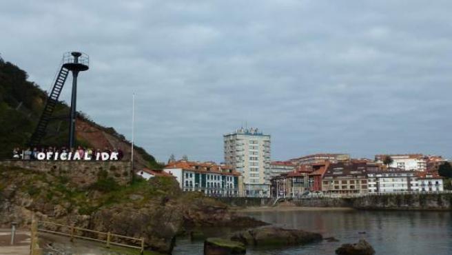 Movilización pidiendo la oficialidad del asturiano