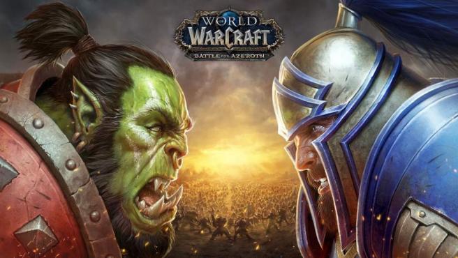 Imagen promocional de 'Battle for Azeroth', la nueva expansión de 'World of Warcraft'.