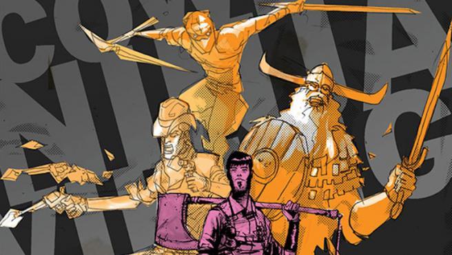 'Cowboy Ninja Viking' ya tiene directora: Michelle MacLaren