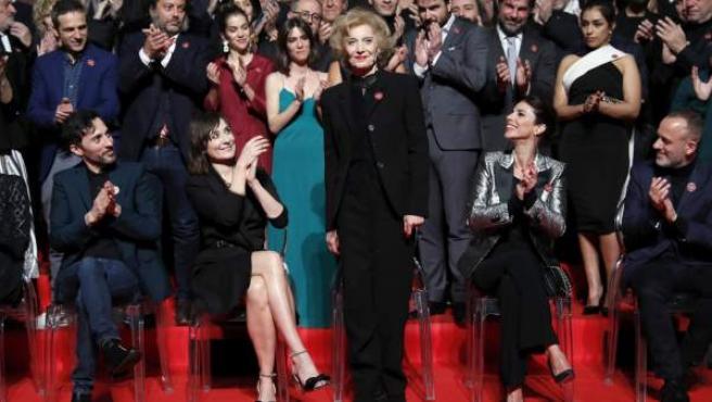 Premios Goya 2018.