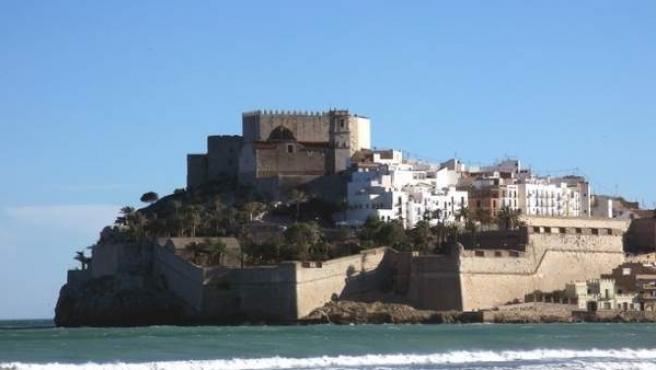 Castillo de Peñíscola, emplazamiento de series como 'Juego de Tronos'