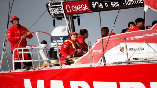MAPFRE Guangzhou Volvo Ocean Race