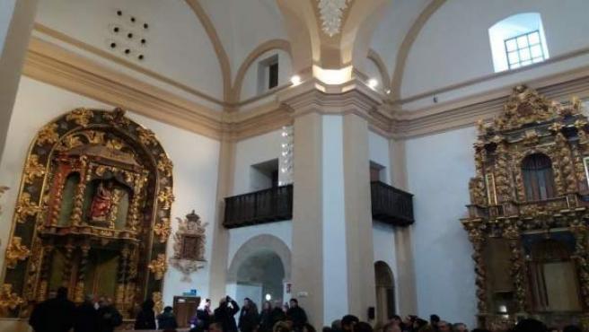 El antiguo Hospital Real de Guadix, rehabilitado