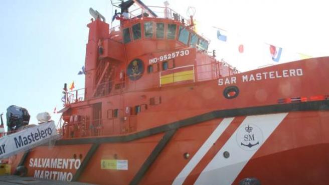 SAR Mastelero de Salvamento Marítimo.