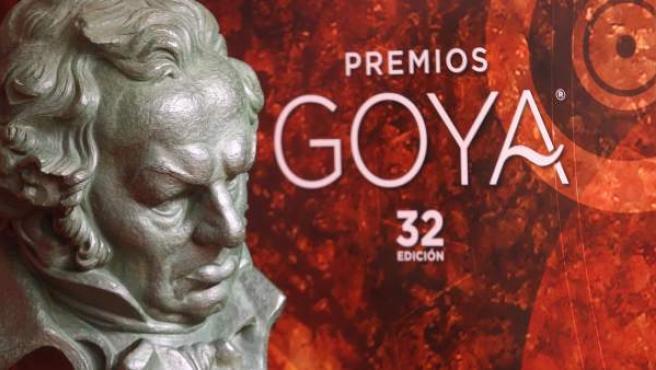 32ª gala de los Premios Goya.