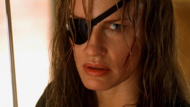 Apatow y Jessica Chastain atacan a Tarantino tras las declaraciones de Uma Thurman