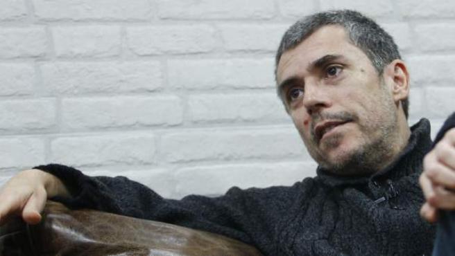 Iván Ferreiro, en entrevista con '20minutos'