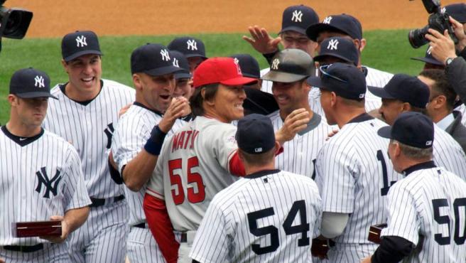 """Probablemente el equipo más conocido de béisbol del mundo y como no podía ser de otra manera también el más odiado. Los aficionados dicen que sus jugadores son """"detestables"""" y parece que no hay término medio: o los odias o los amas."""