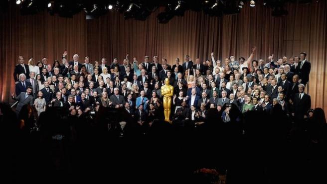 Premios Oscar 2018: La foto de los nominados