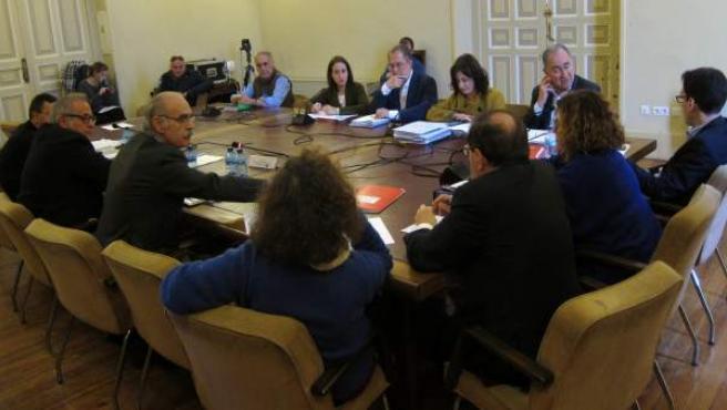 Reunión de la Comisión de Investigación sobre la SVAV