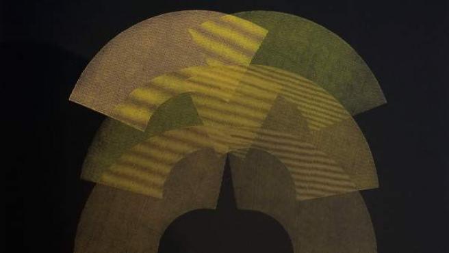Eusebio Sempere. Sin título, s.f. Serigrafía sobre papel. Colección Fundación Juan March