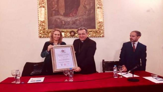 La Fundación Endesa recibe el premio 'Pedro Suárez'