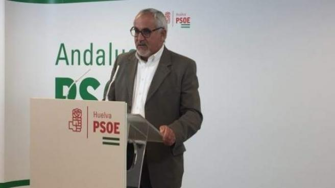 El parlamentario andaluz y vocal de la Comisión de Educación, Diego Ferrera