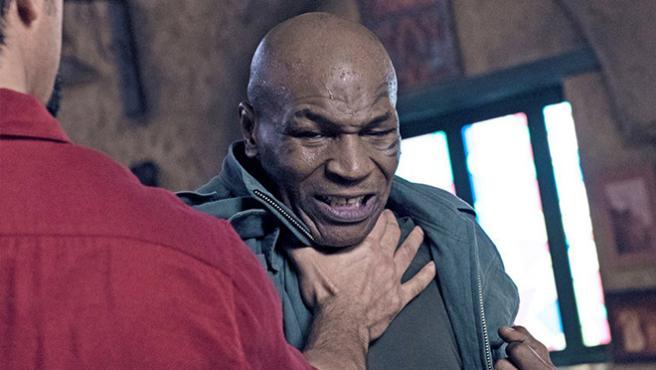 Mike Tyson vs Steven Seagal: lucha a muerte en el cine chino