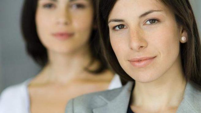 Mujeres ejecutivas.